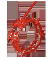 Центратор наружный эксцентриковый ф377-426мм