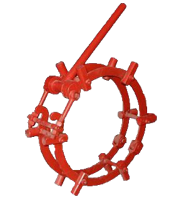 Центратор наружный эксцентриковый ф168-219мм
