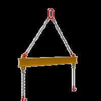 Металлическая часть полотенец траверсы и коромысло ПМ – 524 ф.377-530 16тн